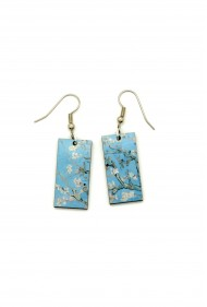 Almond Blossom Earrings