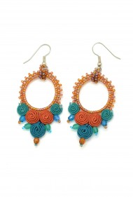 Gypsy Soutache Earrings