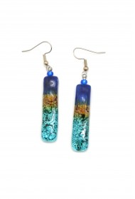 Glass Delgado Earrings