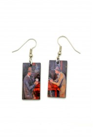 Card Player Earrings