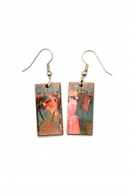 Toulouse Lautrec Earrings
